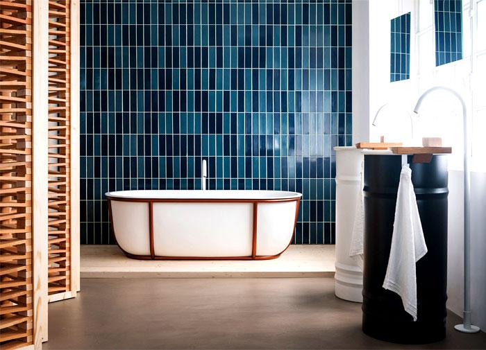 Ванная комната 1.5 на 1.7 дизайн 2017-2018